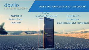 Webinar Dell EMC